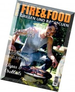 Fire & Food Germany - Juli 2014