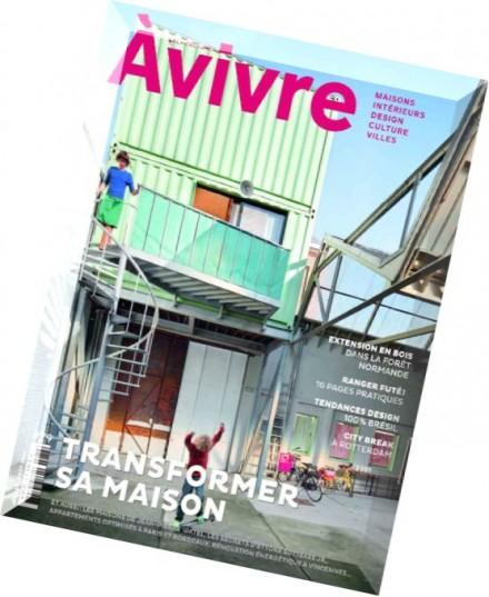 Download architectures a vivre n 79 juillet aout 2014 for Architecture a vivre magazine