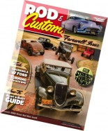 Rod & Custom - October 2014