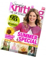 Simply Knitting - August 2014