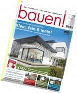 Bauen! Magazin August-September 2014