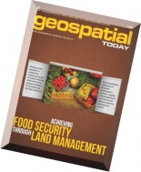 Geospatial Today - July 2014