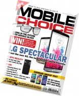 Mobile Choice - July-August 2014