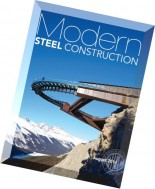Modern Steel Construction - August 2014