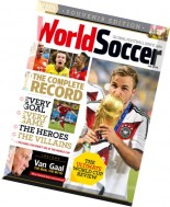 World Soccer - July 2014