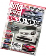 Auto Express UK - 23 July 2014