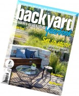 Backyard & Garden Design Ideas Magazine Issue 12.3