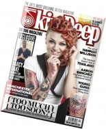 Skin Deep Tattoo Magazine - August 2014