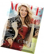 Vogue USA - August 2014