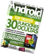 Android Magazine Spain N 32 - Agosto 2014