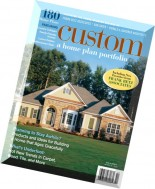 Custom A Home Plan Portfolio, Issue HPR31