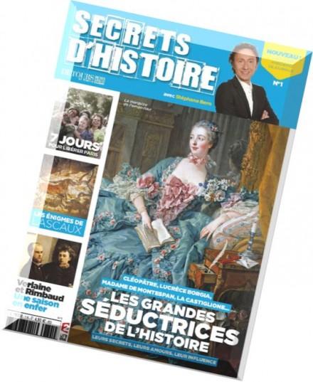 download detours en france secrets d histoire n 1 2014 pdf magazine. Black Bedroom Furniture Sets. Home Design Ideas