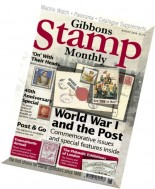 Gibbons Stamp Monthly 2014. 08
