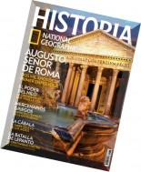 Historia National Geographic - Agosto 2014