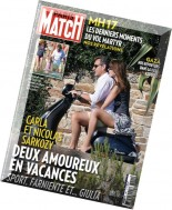 Paris Match - 24 au 30 Juillet 2014