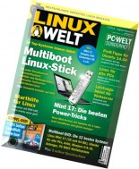 PC-Welt Sonderheft LinuxWelt August-September 05, 2014