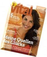Vital (Wellness-Magazin) - August 2014