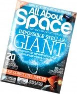 All About Space - Issue 28, 2014