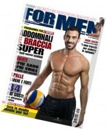 For Men Italia - Luglio 2014