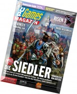 PC Games Magazin - August 2014