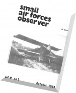 Small Air Forces Observer 033
