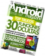 Android Magazine Spain - N 32, 2014