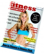 Fitness Unlimited - July 2014