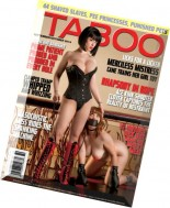 Hustler's Taboo - Vol.17, Issue 2, October 2014