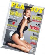 Playboy Venezuela - Enero 2014