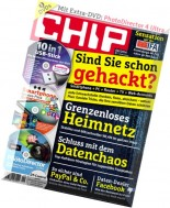 Chip Magazin N 09 - September 2014, Chip tvtest August-September-Oktober 2014