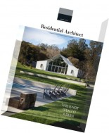 Residential Architect - Vol 3, 2014