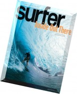 Surfer Magazine USA - July 2014