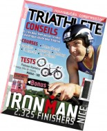 Triathlete N 327 - Aout 2014