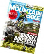 What Mountain Bike - August 2014
