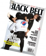 Black Belt Magazine - August-September 2014