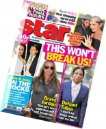 Star Magazine UK - 4 August 2014