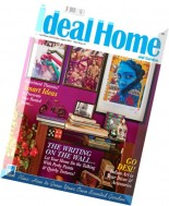 The Ideal Home and Garden - August 2014