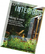 Canadian Interiors - July-August 2014