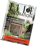 Elle Decoration UK - September 2014