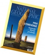 National Geographic Slovenia - August 2014