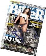 100% Biker - Issue 184, 2014