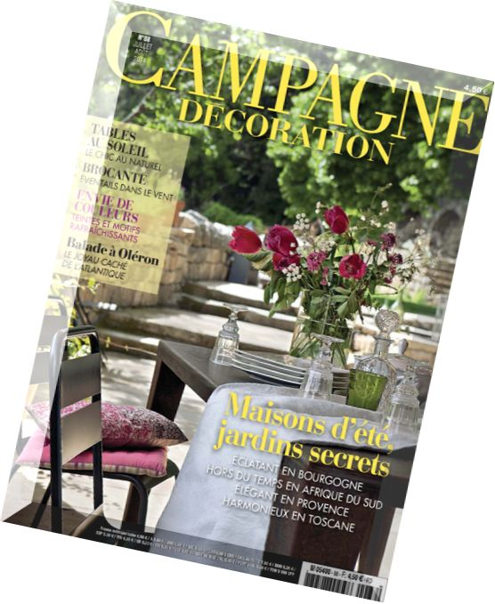 Campagne decoration magazine images - Home decoration campagne ...