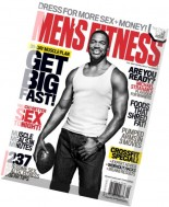 Men's Fitness USA - September 2014