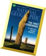 National Geographic USA - August 2014