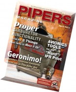 Pipers Magazine - April 2014