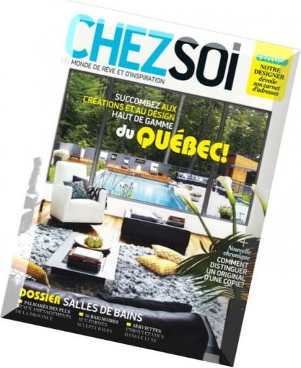 Download chez soi juillet aout 2014 pdf magazine for Magazine decoration chez soi