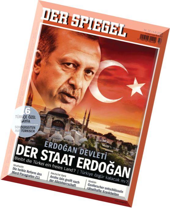 Download der spiegel 32 2014 pdf magazine for Magazin der spiegel