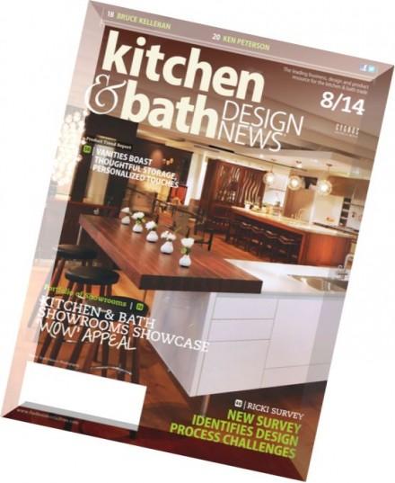 Download Kitchen Bath Design News August 2014 Pdf