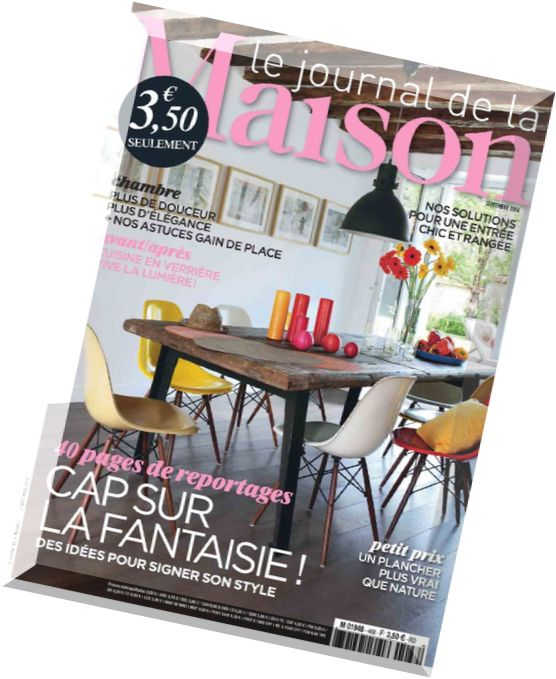 Download le journal de la maison n 468 septembre 2014 - Journal de la maison ...