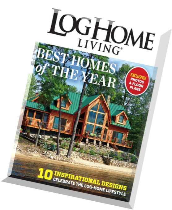 Download Log Home Living Best Homes Of The Year 2014